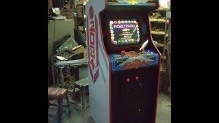 #461 Williams ROBOTRON Arcade Video Game OVERHAUL and Restoration - TNT Amusements