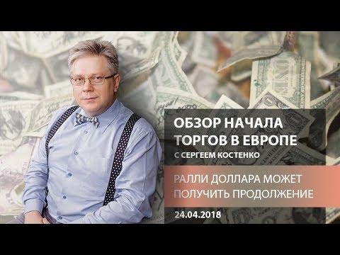 Аналитика рынка Форекс: Ралли доллара может получить продолжение - Обзор открытия европейской сессии