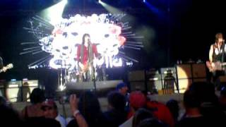 Cinderella - Bad Seamstress Blues - Rocklahoma 2010.AVI