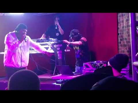 KRS-ONE freestyle 1 at Montage Music Hall in Rochester, NY