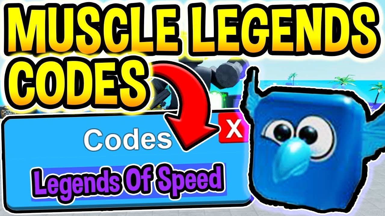 All Muscle Legends Simulator Codes Roblox Youtube