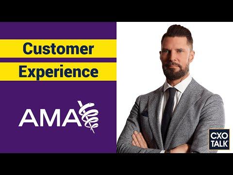 Customer Experience And Digital Marketing At The American Medical Association (CxOTalk #345)