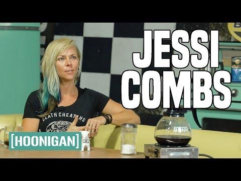 HOONIGAN ABW: Jessi Combs TV Host, Fabricator, & Desert Racer