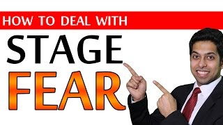 Video How to deal with STAGE FEAR? (6 Public Speaking Tips) download MP3, 3GP, MP4, WEBM, AVI, FLV September 2018