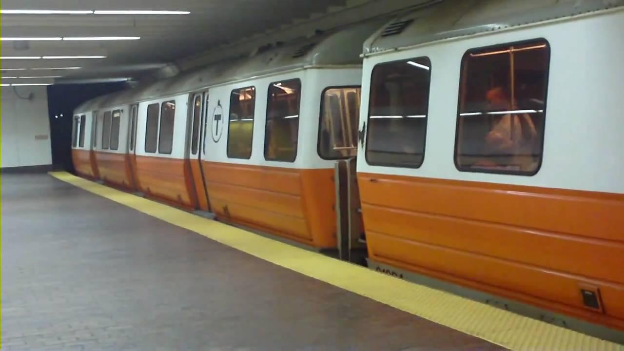 Hd mbta orange line at state youtube hd mbta orange line at state sciox Gallery