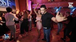 Walid & Bersy Cortez - Salsa Social Dancing @ Magic Slovenian Salsa Festival 2019