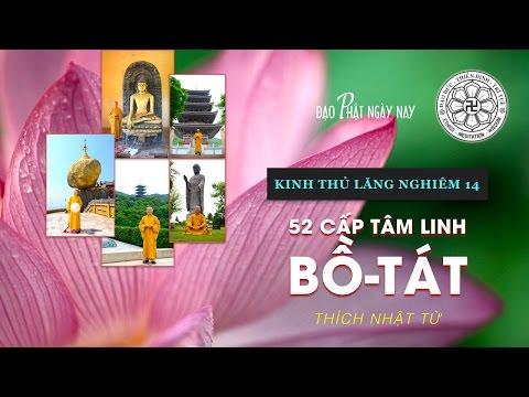 Kinh Thủ Lăng Nghiêm 14 (2013): 52 cấp tâm linh Bồ-tát