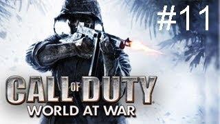 Call of Duty 5 World at War прохождение часть 11:Черные кошки