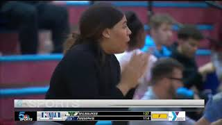 Cheyenne Mountain & Fountain-Fort Carson girls basketball win in blowout fashion