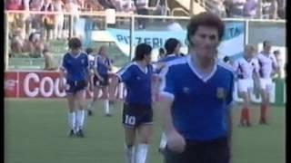 30/06/1990 Argentina v Yugoslavia