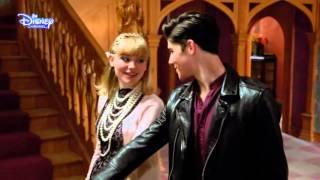 Tajemství Evermooru - Magické síly. Pouze na Disney Channel!