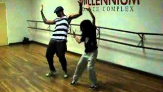 Lil BIGZ Dance to Janelle Monae - Tightrope