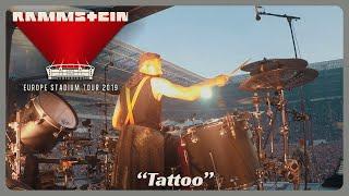 Rammstein - Tattoo (LIVE Europe Stadium Tour 2019) | [Multicam by RLR] 4K