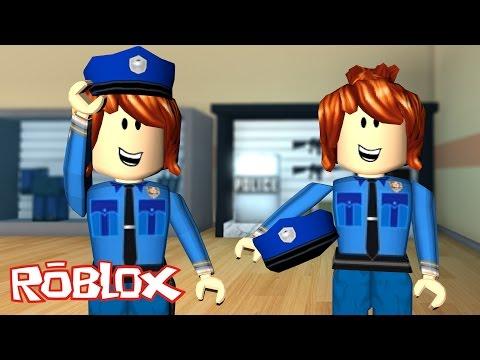 Roblox - PRENDENDO TODO MUNDO (Prison Life)