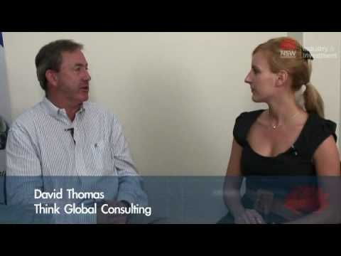 International Marketing Strategies - David Thomas.flv