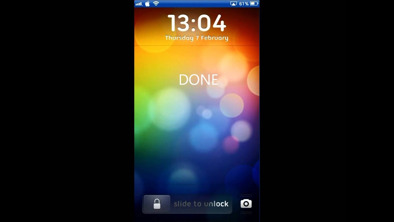 glasklart iphone 5
