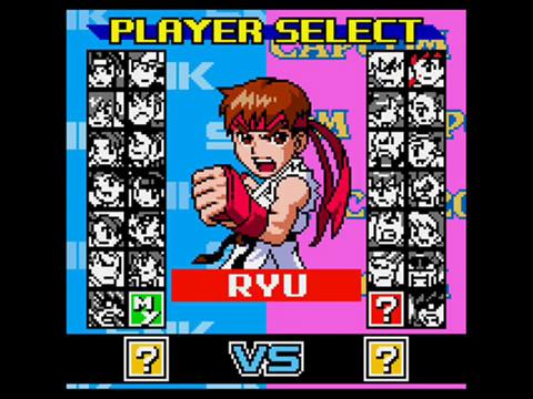 SNK vs Capcom - Match of The Millennium - Ryu's Theme (Extended)