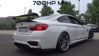 TTE700 BMW M4 GTS Killer sounds!