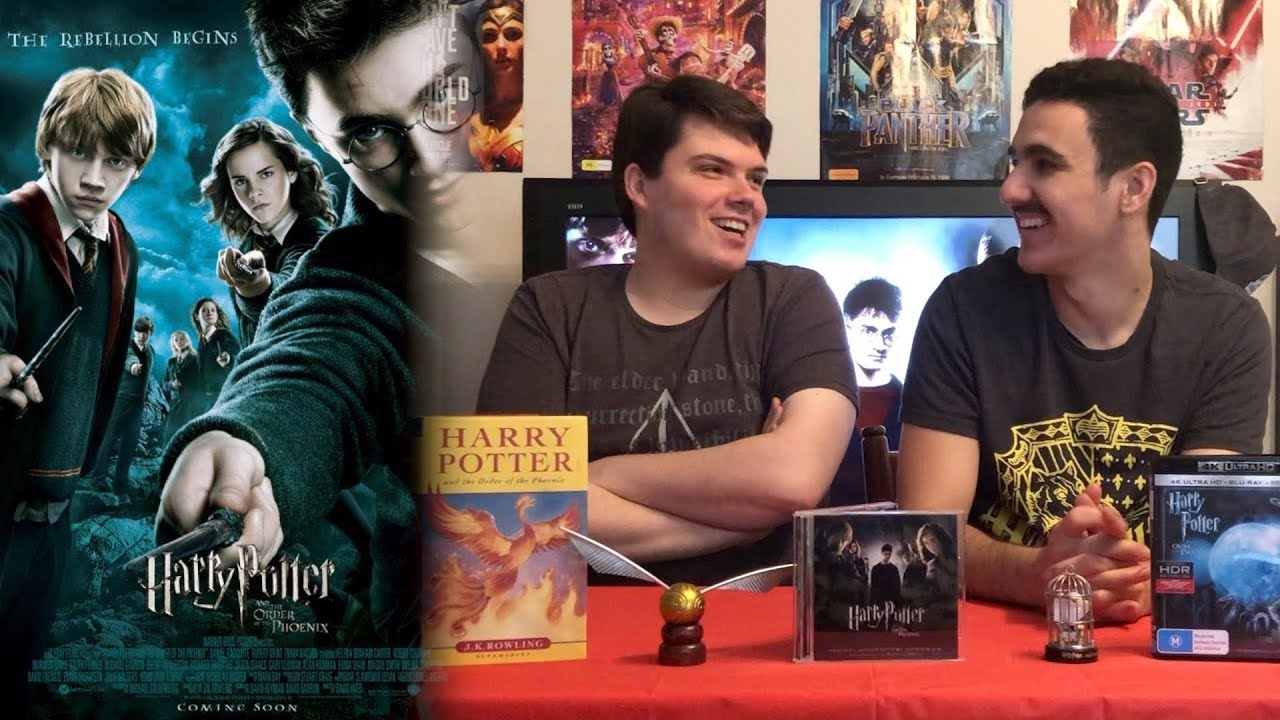 Harry Potter And The Order Of The Phoenix 2007 Review Youtube