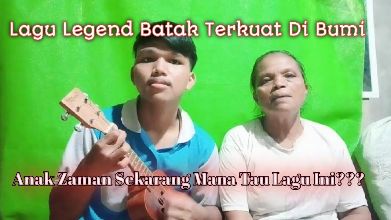 Lagu Legend Batak Terkuat Di Bumi | Cover Ukulele Senar 4 With Mamake