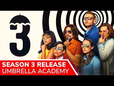 THE UMBRELLA ACADEMY Season 3 Release Confirmed for 2021: Plot Details, Returning Cast & more