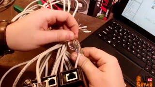 LAN кабель тестер NF-468B RJ45 RJ11 RJ12 BNC(Покупал тут: http://j.mp/1lXyZMp Инструмент для обжима RJ45 RJ11 RJ12: http://j.mp/1lXENp8 Инструкция на русском языке http://www.testers.ru/upl..., 2016-01-28T18:35:01.000Z)