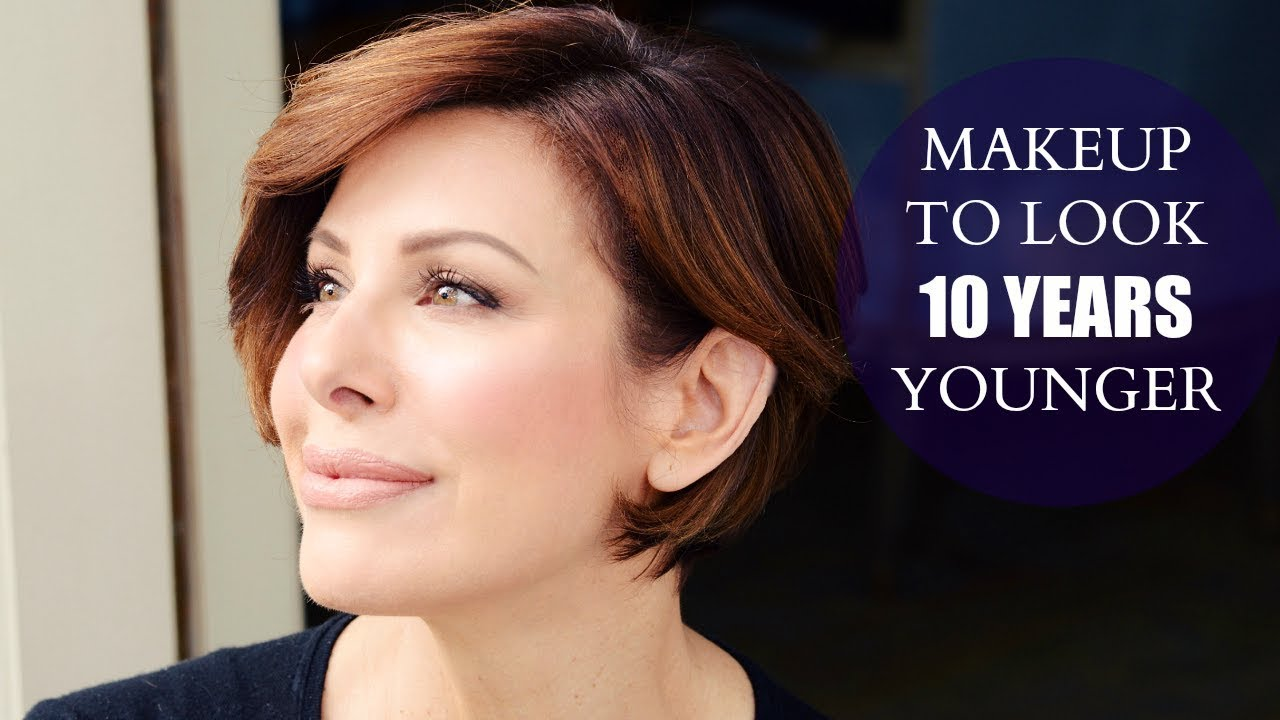 [VIDEO] – Simple Makeup Tips To Look 10 Years Younger