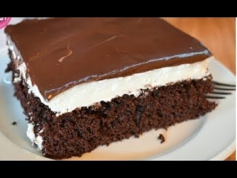 gâteau-turque-au-chocolat-كيكة-تركية-بالشكولاته