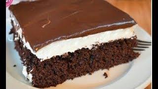 gâteau turque au chocolat كيكة تركية بالشكولاته