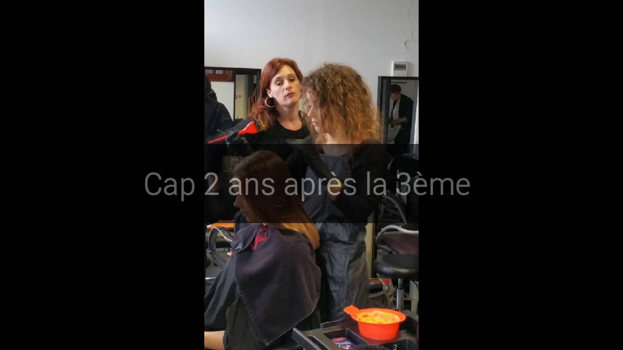 Test biologie cap coiffure