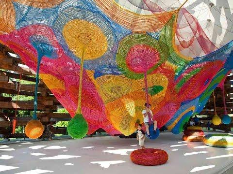 Interactive children's play area,Oli Oli,dubai