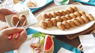料理研究家山際千津枝先生×ファディコラボ企画「だんらんご飯」