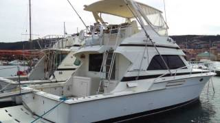BERTRAM 43 CONVERTIBLE FOR SALE