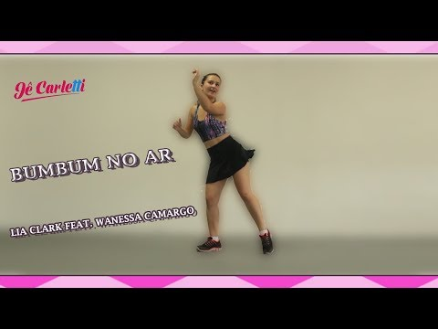 BUMBUM NO AR - Lia Clark feat Wanessa Camargo