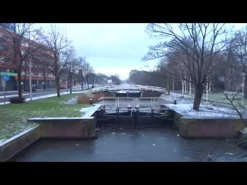 Beetje winter in Westerpark Amsterdam