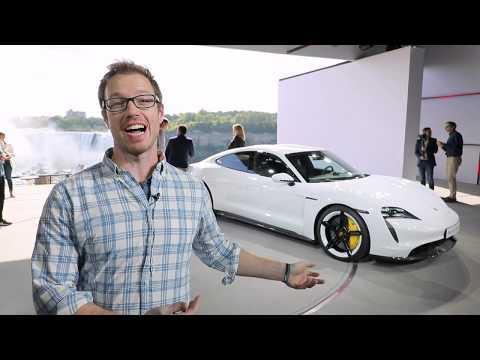 2020 Porsche Taycan Reveal Video Review
