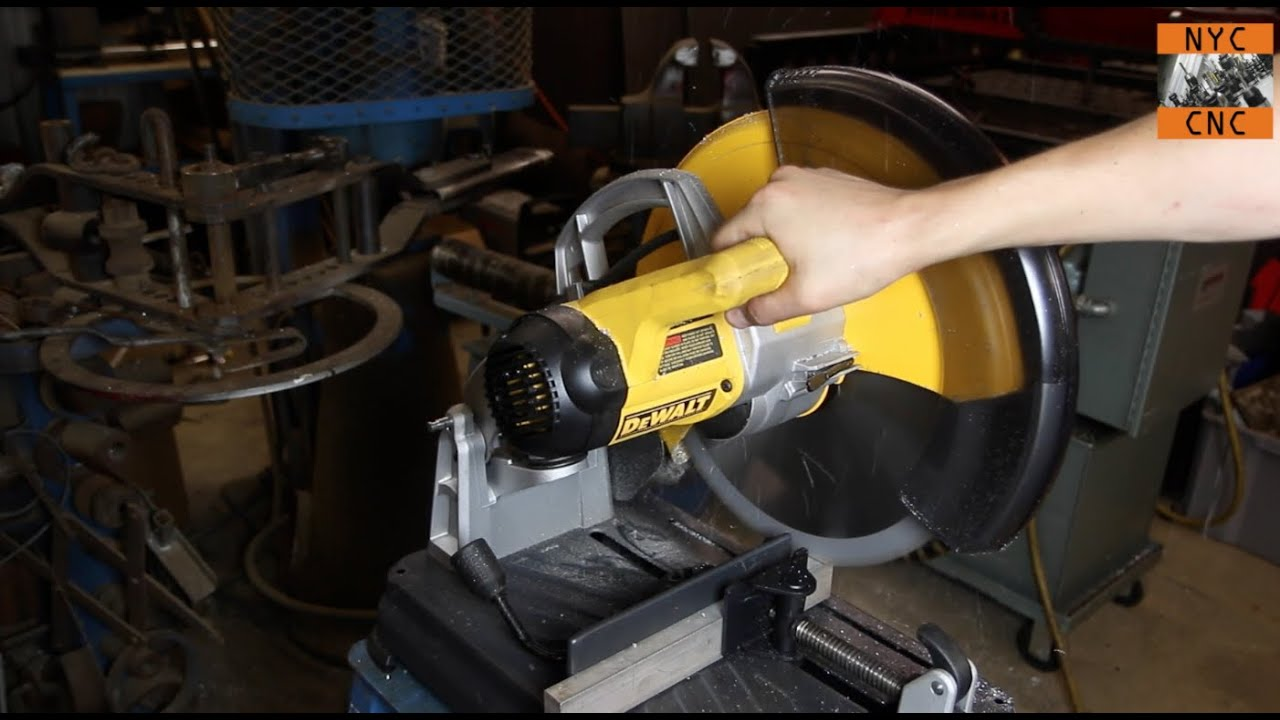 The Best Metal Cutting Saw Aluminum And Steel Dewalt