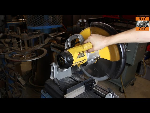 The Best Metal Cutting Saw!? Aluminum AND Steel? DeWalt DW872 MultiCutter Review