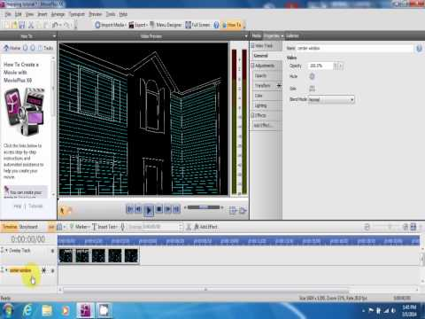 Projection Mapping:transform tool