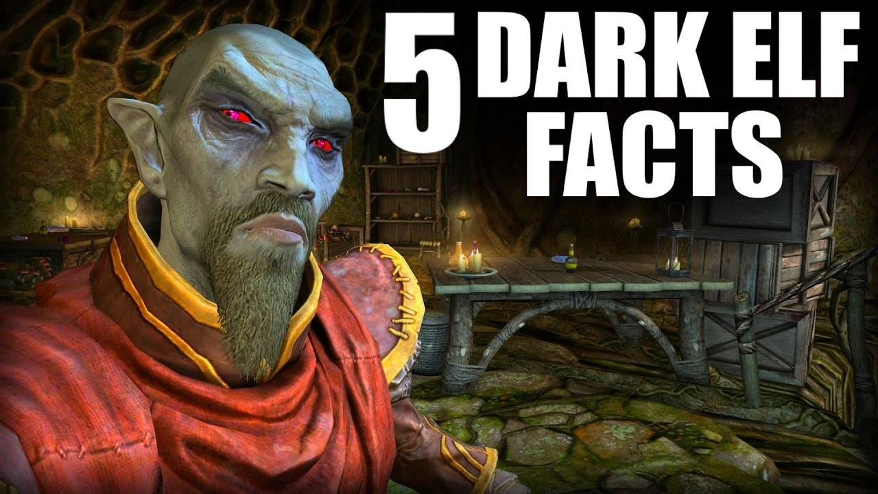 Skyrim 5 Dark Elf Facts Elder Scrolls Lore Youtube Sometimes peoples last names are their first names and some people don't have last names at all? skyrim 5 dark elf facts elder scrolls lore
