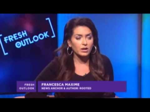 Francesca Maxime News Analyst/Pundit Reel Jan. 2013 - New York City