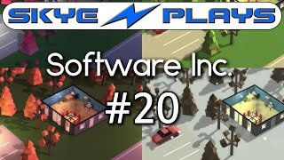 Software Inc Part 20 ►Swanky Meetings Rooms!◀ Let's Play/Gameplay [1080p 60 FPS]