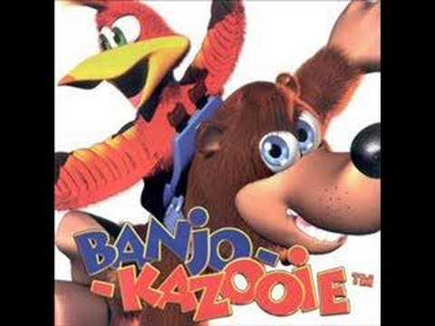 Banjo-Kazooie Music: Click Clock Wood (Lobby)