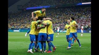 Copa America : Le Brésil impitoyable face au Pérou !