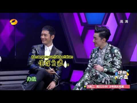 [Indo Sub/1080P] 150314 Happy Camp Lay EXO (Zhang Yixing)