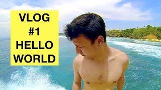 vuclip Hello World! - My 1st VLOG! - Christian Sugiono