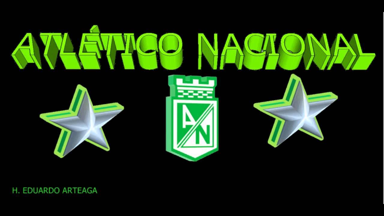 Escudo De Atl U00e9tico Nacional YouTube