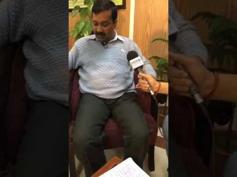 Delhi CM Arvind Kejriwal's full interview on demonetisation (BBC Hindi)