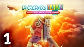 THE CHOSEN GAME HAS ARRIVED | Puyo Puyo Tetris | PART 1