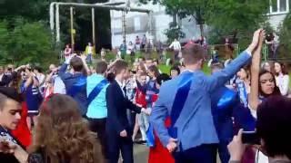 Выпускной.Школа №3 г.Южноукраинск.